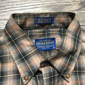 Pendleton Shirts - Pendleton Sir Pendleton long sleeve shirt